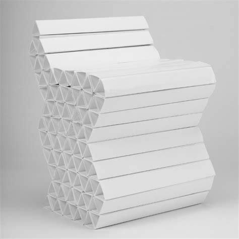 Paper Chairs by Paper Chair Anton Green