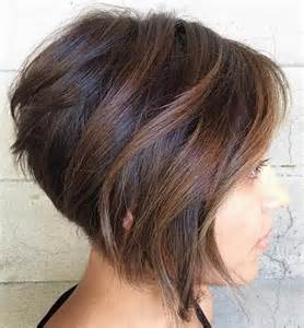 hairstyle wedge at back bangs at side modne kr 243 tkie fryzury 2017 duży przegląd zdjęć