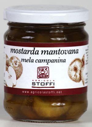 mostarda mantovana di mele azienda agricola stoffi dove il gusto incontra la natura