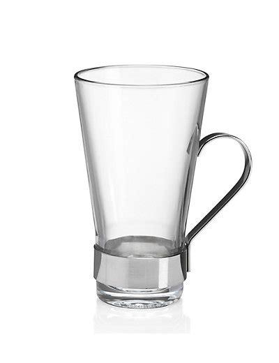 Gelas Latte glass latte mug m s