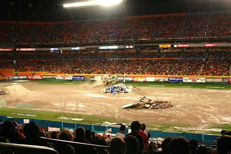 monster truck jam miami monster jam the fanless homepage