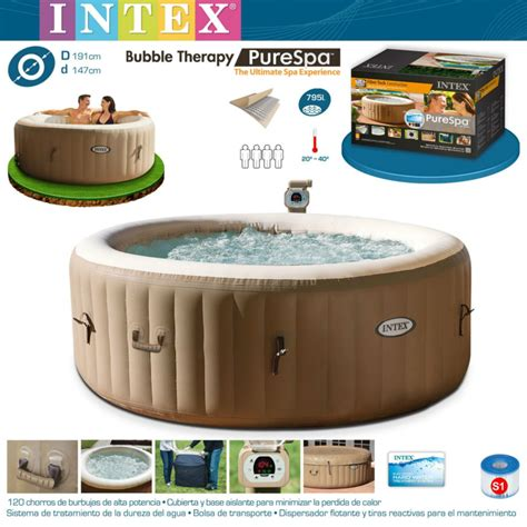 Intex Pool Set Spa spa intex intex spa therapy
