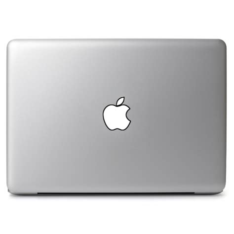 macbook apple logo outline drawing apple macbook air pro