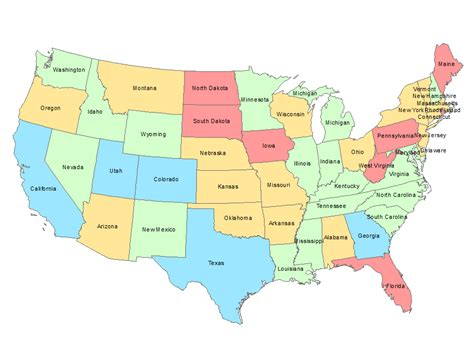 us map northern states opinions on u s northern states