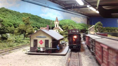 short  model railroad club  ride   branchline   icar youtube