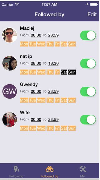 Relationship Tracker App Folr A New Free Tracking App That Parents Will Probably