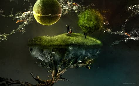surreal on wallpapers surreal art