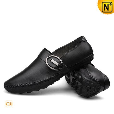 mens leather driving loafers mens leather gommino driving shoes slippers cw740379