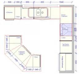 Floor Plans For Kitchens Online Kitchen Floor Plans 171 Floor Plans