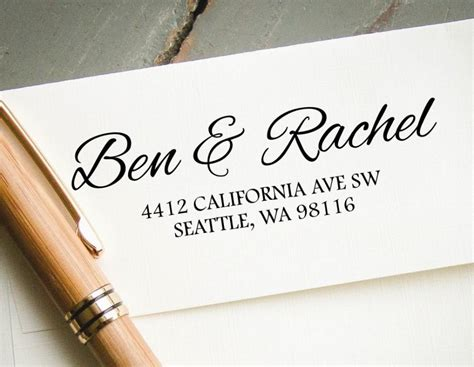 Wedding Paper Divas Return Policy by Personalized Wedding Address Sts Arts Arts