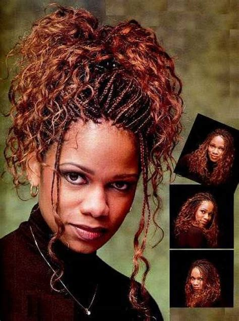 small box braids loose wavy hair 70 best black braided hairstyles that turn heads in 2017