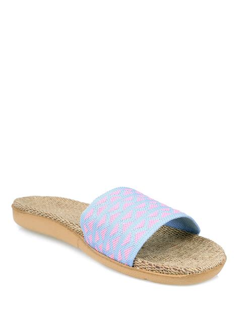 chinese house slippers buy color block geometric pattern house slippers light purple at sammydress chinese