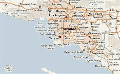 torrance location guide