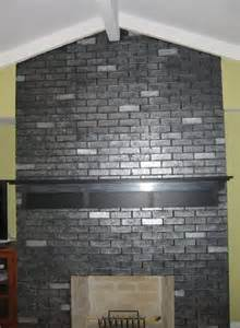 Faux Paint Brick Fireplace - faux painting techniques for bricks pinterest painted brick fireplaces fireplaces and summer