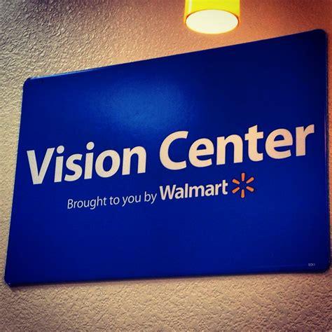 vision center eye center walmart eye center hour