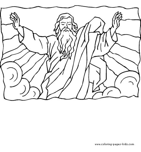 god coloring pages god color page bible story color page coloring pages