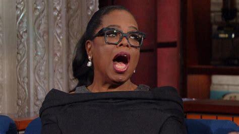 oprah winfrey voice over oprah winfrey reveals which star inspired her famous