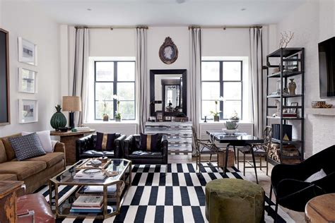 nate berkus living room eclectic living room in new york ny by nate berkus associates