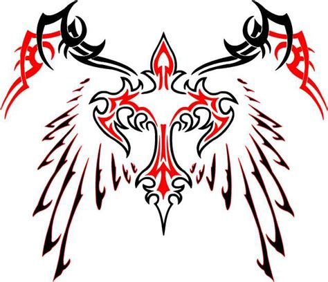 tribal cross clipart best
