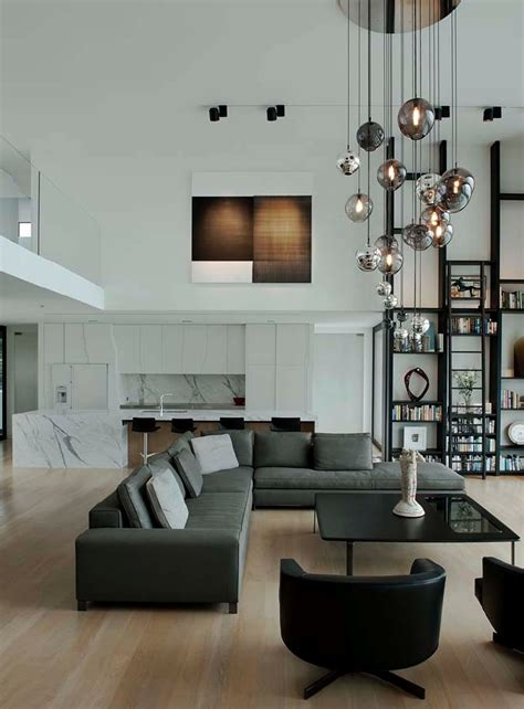 High Ceiling Living Room High Ceiling Decorating Ideas