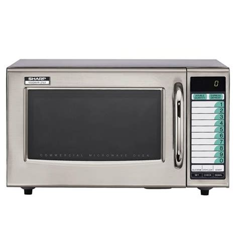 Promo Sharp R 88d0 K In Microwave Oven Grill Baking Cap 28l New M sharp r 21lvf 1000 watt commercial microwave oven etundra