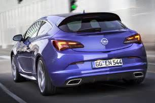 Opel Rs Opel Astra Gtc Opc Technical Details History Photos On