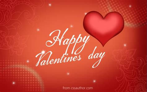 Valentines Day Card Template Psd by Free High Quality Happy Valentines Day Greeting