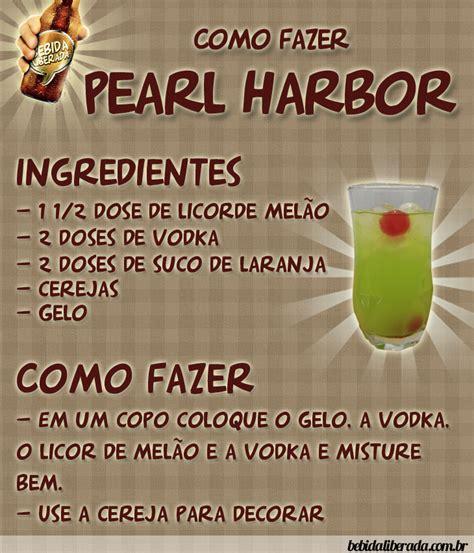 pearl harbour recipe