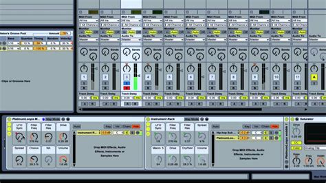 Free Ableton Template For Dubstep Youtube Ableton Dubstep Template