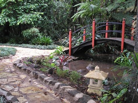 tamborine mountain botanic gardens japanese garden tamborine mountain botanic gardens