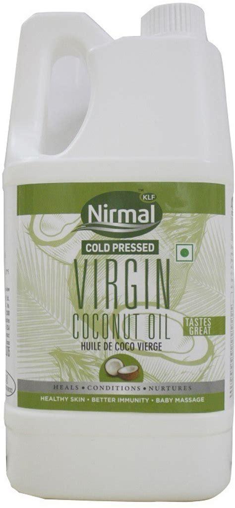 Vco Coconut Original 130 Ml klf nirmal coconut buy baby care products in india flipkart