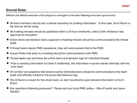 rules for section 8 program management playbook
