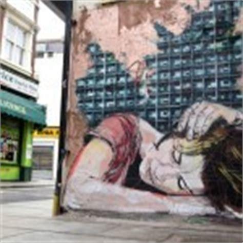 Js Blackbol js new mural in blackpool uk streetartnews streetartnews