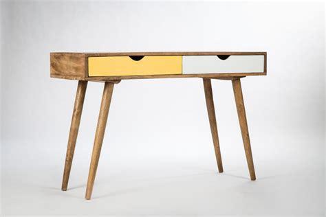 bureau scandinave petit bureau design scandinave bricolage maison et