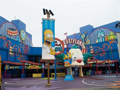 party themes springfield park aliens in the desert fox announces new theme park in