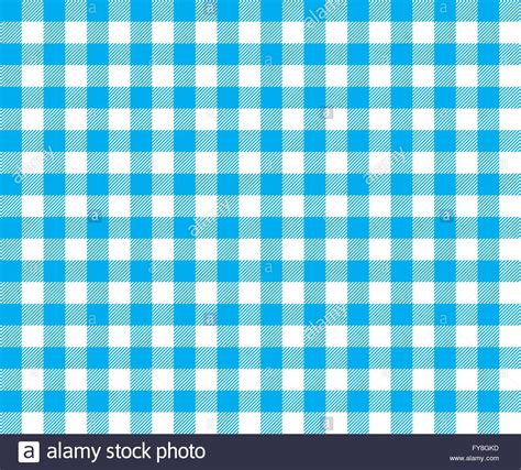 Check Background Texture Blue Table Cloth Background Seamless Pattern Vector Illustration Of Stock Vector