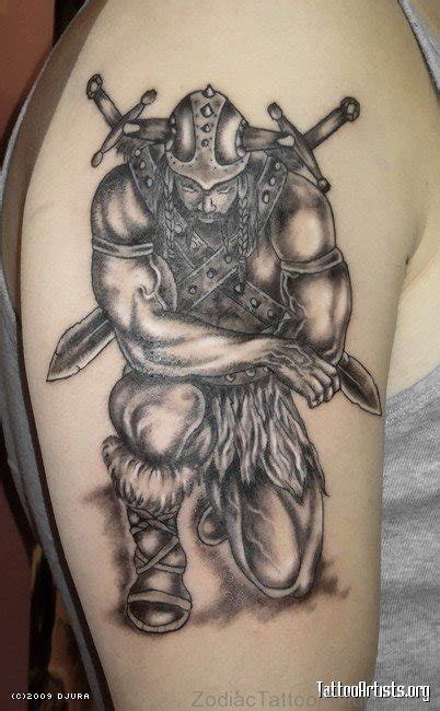 tattoo pictures of viking warriors 72 zodiac viking tattoos on