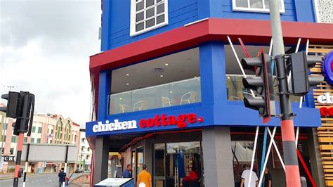chicken cottage franchise chicken cottage starts expansion vf franchise consulting