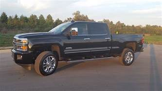 2015 5 chevrolet 2500 hd high country duramax plus 4x4