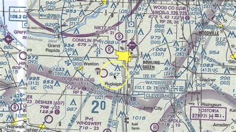 canadian sectional charts 3 vfr sectional chart symbols you should know youtube