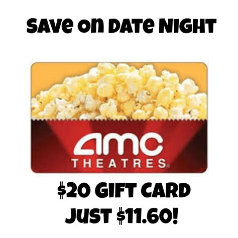 Text Gift Cards - text an amc gift card