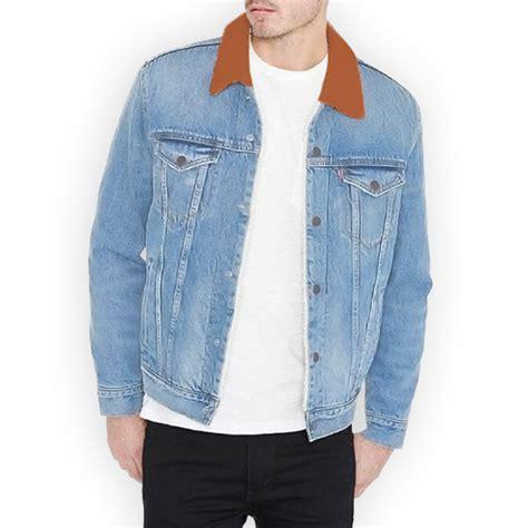 jaket dilan jaket pria jacket denim