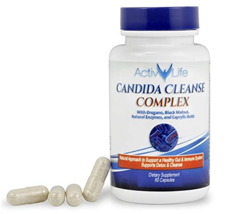 Side Effects Of Candida Detox by New All Candida Cleanse Complex 30 Day Supply