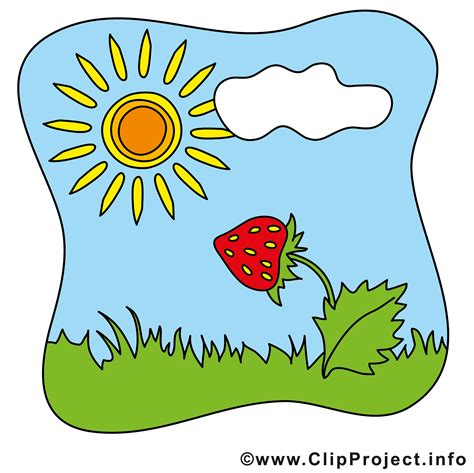 clipart gratis erdbeere clipart sommer cliparts free