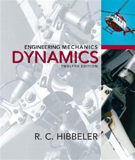 Pdf Engineering Mechanics Dynamics 12th Edition
