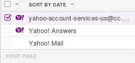 yahoo email co za how to forward an e mail as an attachment