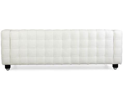 kubus sofa kubus sofa 3 seater white