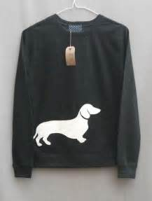 Sweater Out Here diy dachshund sweatshirt doxie darlin click here to find out more http googydog