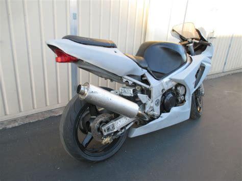 2001 Suzuki Gsxr 600 Parts 2001 Suzuki Gsxr 600 Project Parts Bike Gsx R Gsxr600