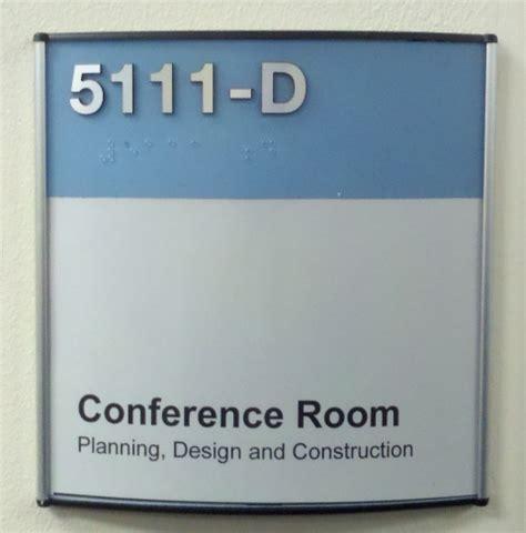 Office Signage by Cus Signage Csusm
